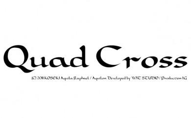 QuadCrossLogoBlack644W400H(C)